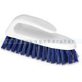 Waschbürste HACCP Nölle blau mit Bügel, 18 cm