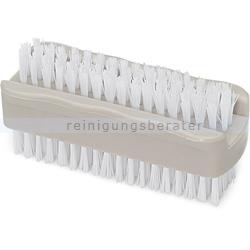 1 Stück - 372370 Handwaschbürste Kunststoff doppelseitig Nölle