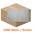 Zusatzbild Waschhandschuhe Ampri Med Comfort 3D weiß 15 x 23 cm