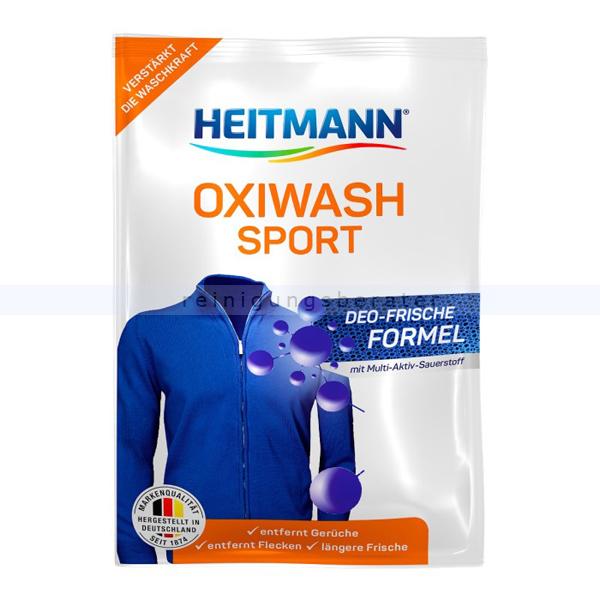 Brauns Heitmann Oxi Wash Sport 50 g der Frische-Kick für Ihre Sport- und Funktionskleidung 3498