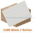Waschlappen Abena Soft-Care Papiertücher 19 x 26 Karton