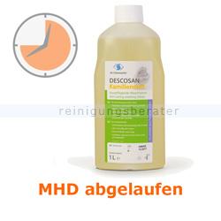 Waschlotion Dr. Schumacher Descosan Kamillenduft 1 L MHD