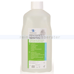 Waschlotion Dr. Schumacher Descosoft Sensitive 1 L