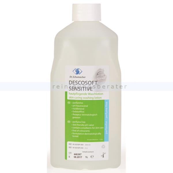 Waschlotion Dr. Schumacher Descosoft Sensitive 1 L