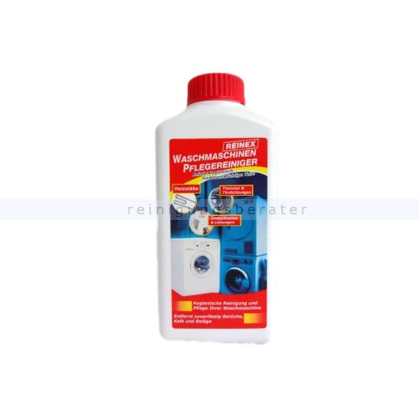 Waschmaschinenpflege Pflegereiniger Reinex 250 ml Hygienische Reinigung und Pflege Ihrer Waschmaschine 607