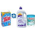 Waschmittelset 2 für Waschmaschinen