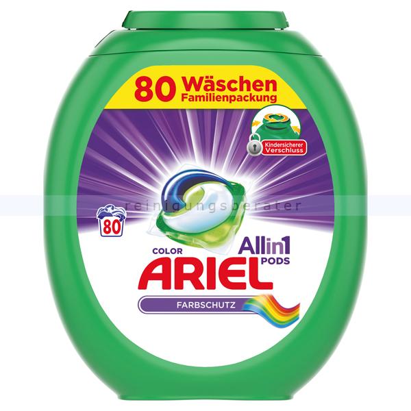 Waschmitteltabs P&G Ariel 3 in 1 Pods Colour & Style 80 WL
