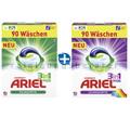 Waschmitteltabs P&G Ariel 3 in 1 Pods Geltabs 180 WL im Set
