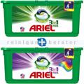 Waschmitteltabs P&G Ariel 3 in 1 Pods Geltabs 60 WL im Set