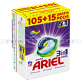 Waschmitteltabs P&G Ariel 3in1 Pods Color 120 WL
