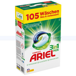 Waschmitteltabs P&G Ariel 3in1 Pods Regulär 105 WL