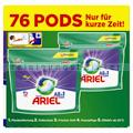 Waschmitteltabs P&G Ariel All in 1 Pods Color 76 WL