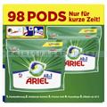 Waschmitteltabs P&G Ariel All in 1 Pods Universal 98 WL