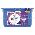 Waschmitteltabs P&G Lenor 3in1 Pods Blütenbouquet 14 WL
