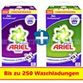 Waschpulver Ariel Actilift Professional im Doppelset