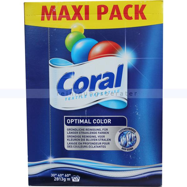 Coral Optimal Color 2,813 Kg
