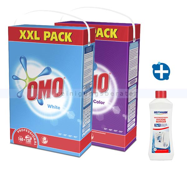 Waschpulver Diversey Omo Professional 2x 8,4 kg Aktion