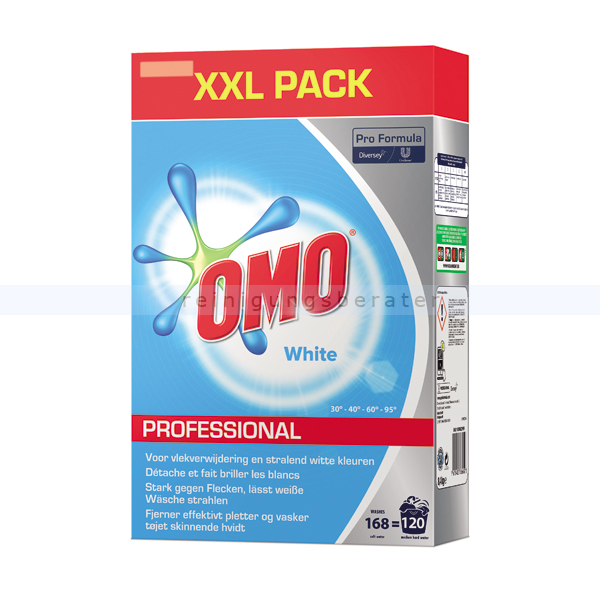 Waschpulver Diversey Omo Professional White 8,4 kg