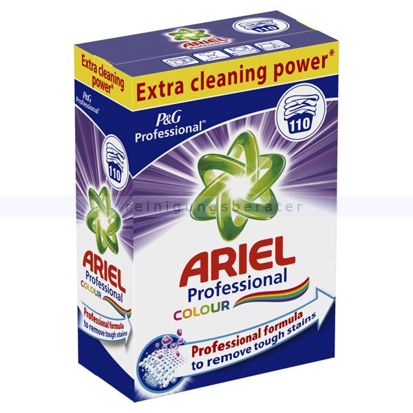Procter and Gamble Waschmittel Ariel Colour Actilift 7,15 kg Ariel Color Waschmittel, 7,15 kg = 110 Waschladungen A10114
