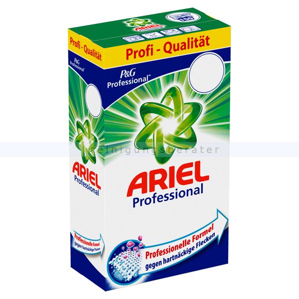 Procter and Gamble Waschpulver P&G Professional Ariel Regulär Actilift 9,75 kg für maximal Waschkraft, 9,75 kg = 150 Waschladungen PROFARI6073