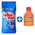 Waschpulver Rösch Seikomat 15kg und Gratis Duschbad 500 ml