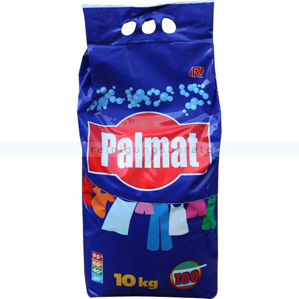 Rösch Palmat 10 kg Vollwaschmittel Universalwaschmittel, für ca. 450 kg Trockenwäsche 4252