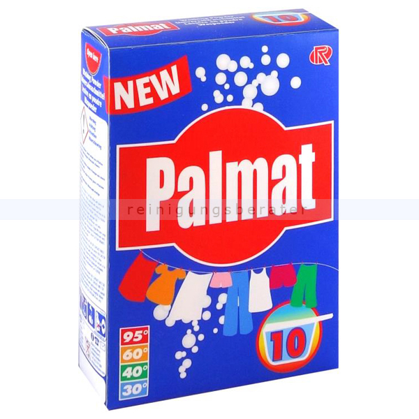 Rösch Palmat 1 kg Vollwaschmittel Universalwaschmittel, für 10 Waschladungen 11141
