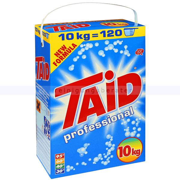 Rösch Waschmittel TAID Professional 10 kg Waschpulver Vollwaschmittel 4912