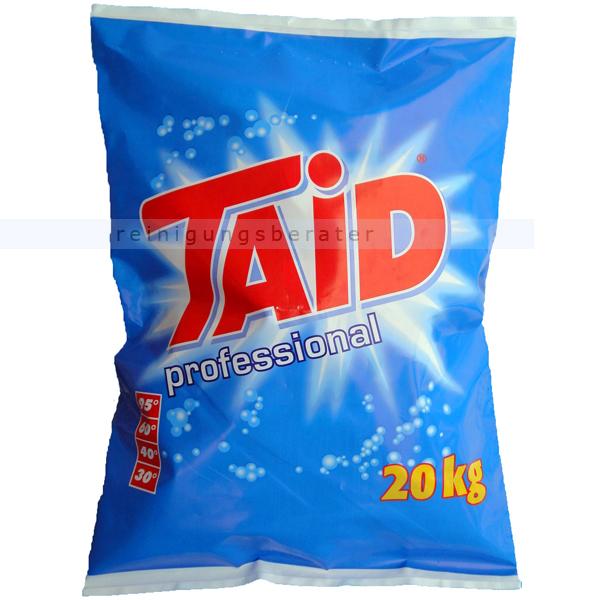 Rösch Waschmittel Taid Professional 20 kg Waschpulver Vollwaschmittel 1515 oder 2202