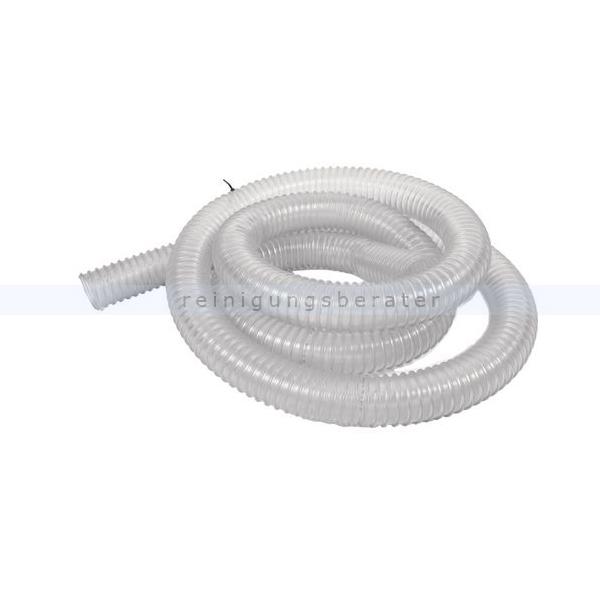 Wasserpumpen Zubehör Cleancraft Saugschlauch 76,2 mm x 3,7 m Zubehör für CLEANCRAFT Wasserpumpe transparent 7510005