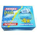 WC-Duftspüler Reinex Meeresfrische 4x30g