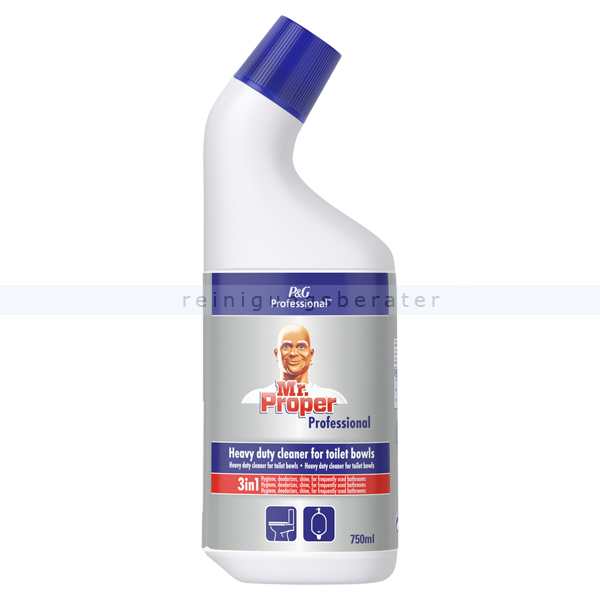 WC-Reiniger P&G Mr. Proper Professional 750 ml