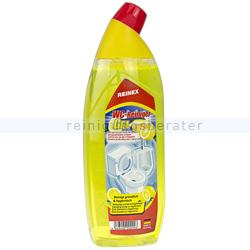 WC-Reiniger Reinex Gel Zitrone 750 ml
