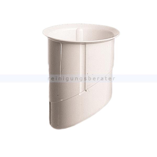 WC Köcher Haug WC Köcher Wandgarnitur weiß E1100670-000
