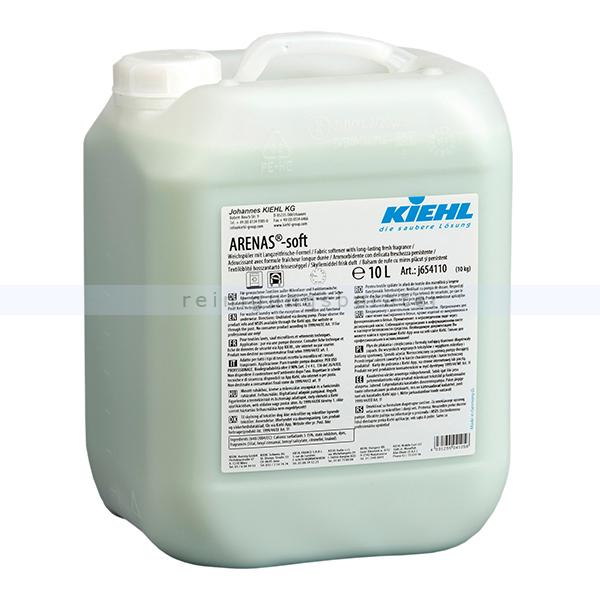 Weichspüler Kiehl ARENAS®-soft 10 L Weichspüler mit Langzeitfrische-Formel j654110