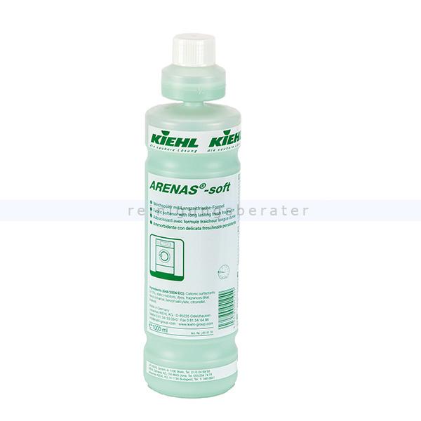 Weichspüler Kiehl ARENAS®-soft 1 L Weichspüler mit Langzeitfrische-Formel j654102