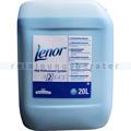 Weichspüler Waschmittel Lenor P&G Professional System 2 20 L