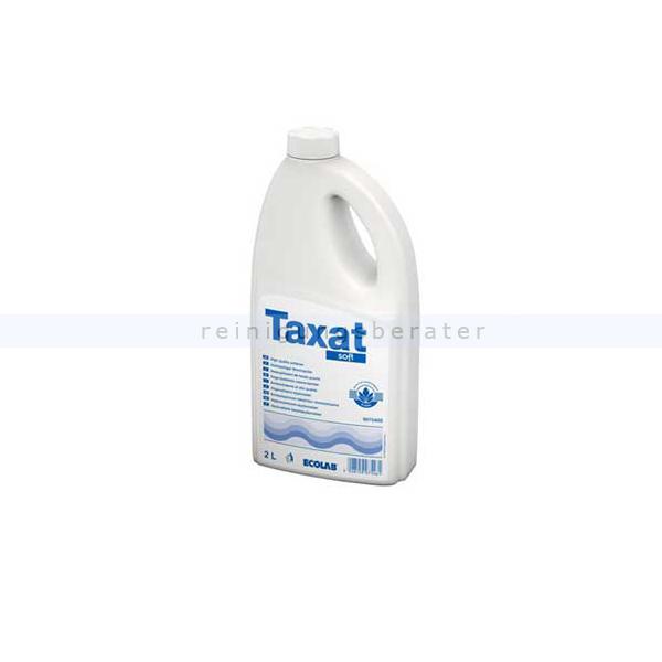 Ecolab Taxat Soft 2 L Weichspüler Hochwertiger Weichspüler