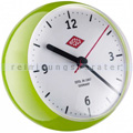 Wesco Mini Clock Küchenuhr limegreen