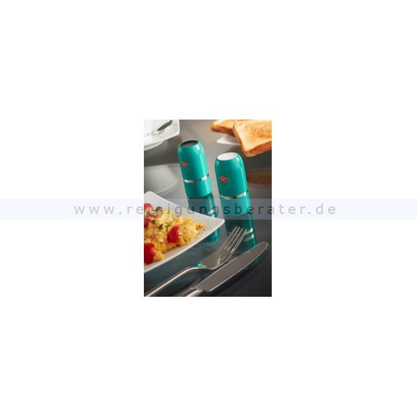 wesco tableware salz pfefferstreuer set brombeer 322854 36. Black Bedroom Furniture Sets. Home Design Ideas