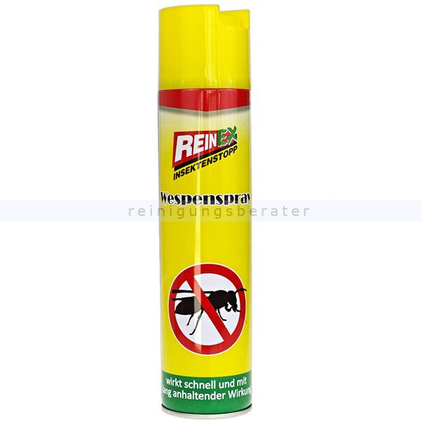 Wespenspray Reinex Insektenstopp 400 ml effektives Spezialspray gegen Wespen 1373