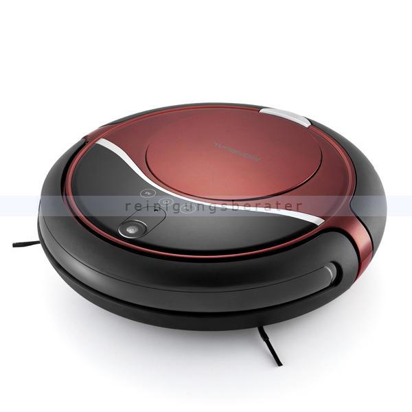 moneual wisch und saugroboter me 770 style metallic rot. Black Bedroom Furniture Sets. Home Design Ideas