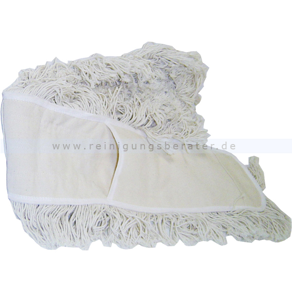 Wischmop aus Baumwolle Meiko 40 cm, mit Taschen