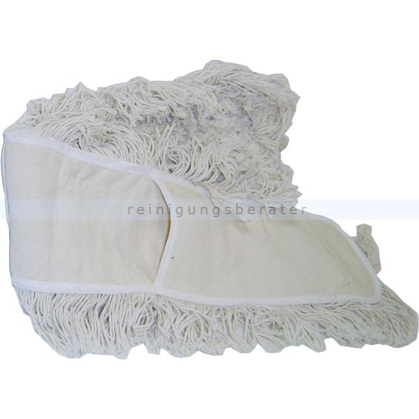 Wischmop aus Baumwolle Meiko 80 cm Baumwollmop ohne Band, mit Taschen 951780
