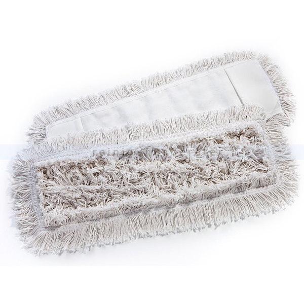 wischmop aus baumwolle mopptex gen ht 50 cm wei. Black Bedroom Furniture Sets. Home Design Ideas