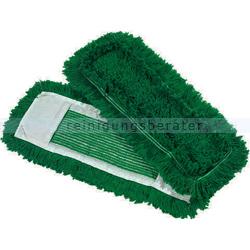 Wischmop aus Baumwolle Mopptex getuftet 40 cm grün