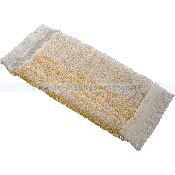 wischmop aus baumwolle vermop twixter classic 40 cm gelb. Black Bedroom Furniture Sets. Home Design Ideas