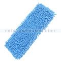 Wischmop Chenille Microfaser Mopp blau 90 Grad waschb. 40 cm