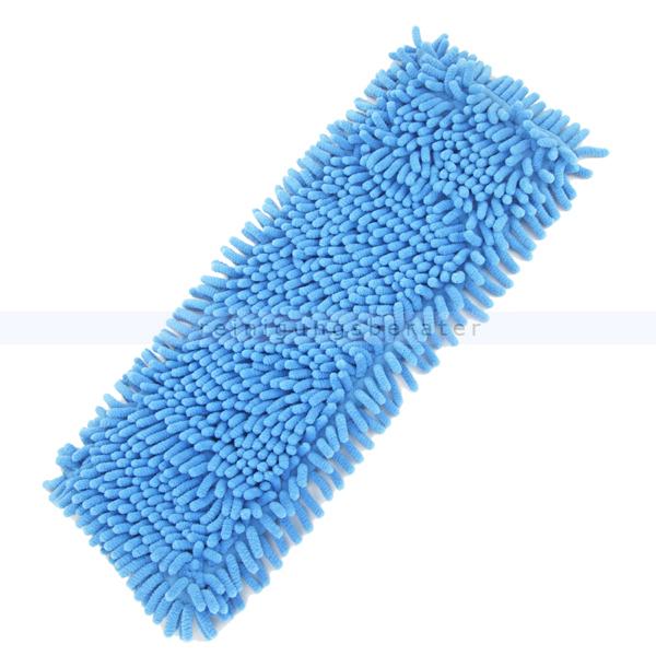chenille microfaser mopp blau 50 cm. Black Bedroom Furniture Sets. Home Design Ideas