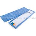 Wischmop Mega Clean Microfasermop blauer Sprinter 40 cm